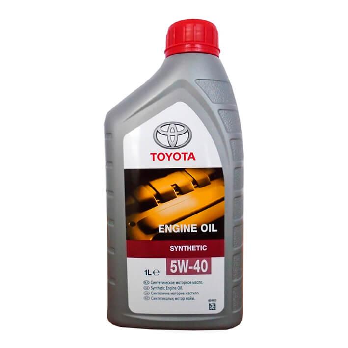 Toyota 5W-40 1л