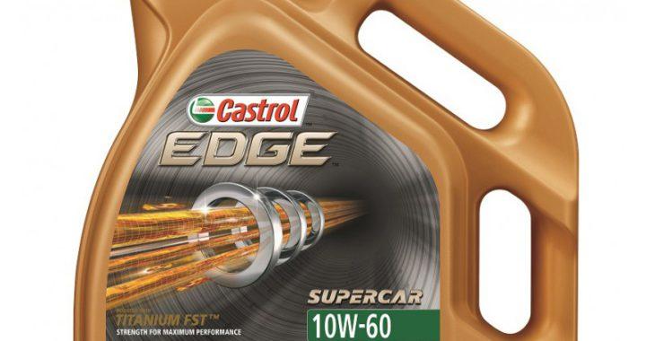 Масло моторное Castrol Edge 10W-60 4л