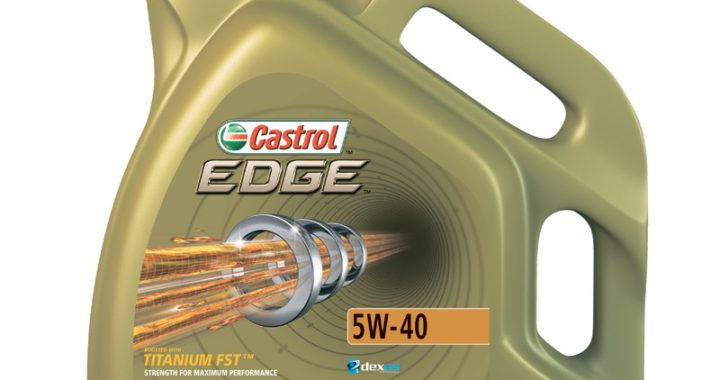 Масло моторное Castrol Edge 5W-40 Titanium FST 4л