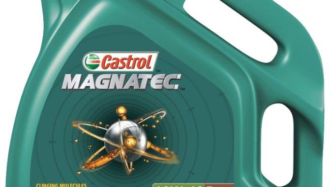 Масло моторное Castrol Magnatec 10W-40 R A3/B4 4л