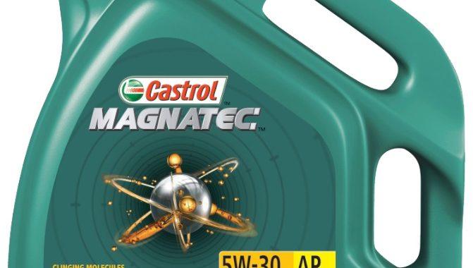 Масло моторное Castrol Magnatec 5W-30 AP 4л