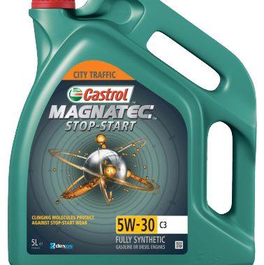 Масло моторное Castrol Magnatec  Stop-Start 5W-30 С3 5л