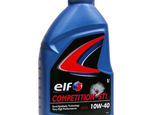 Масло моторное Elf Competition STI 10W-40 1л