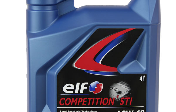 Масло моторное Elf Competition STI 10W-40 4л