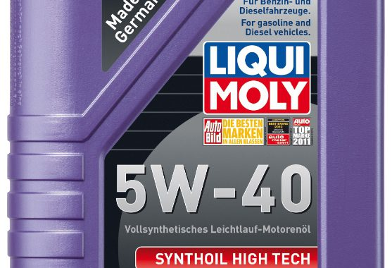 1924 LM Synthoil Hight Tech 5W-40 1л