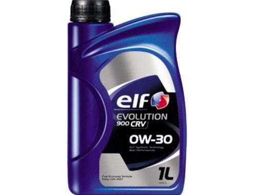 Масло моторное Elf Evolution CRV 0W-30 1л