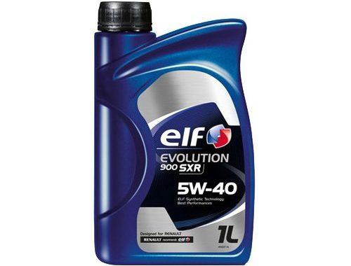 Масло моторное Elf Evolution SXR 5W-40 1л