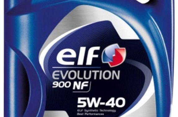 Масло моторное Elf Excellium NF 5W-40 4л