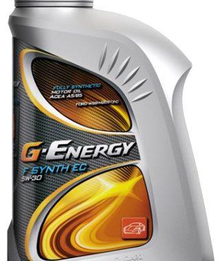 Масло моторное G-Energy F Synth EC 5W-30 1л