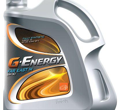 Масло моторное G-Energy Far East M 5W-30 4л