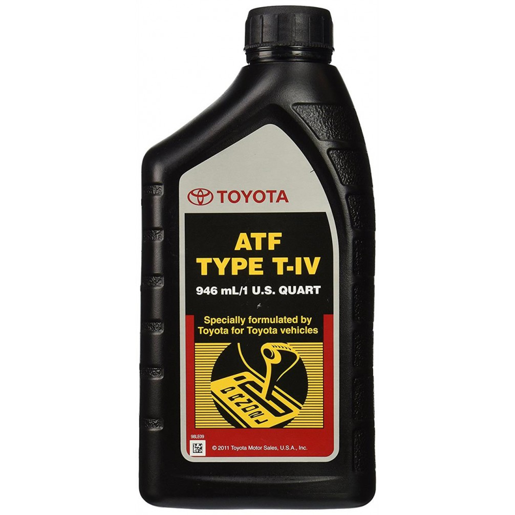 Масло трансмиссионное Toyota ATF Type T-IV 1л.