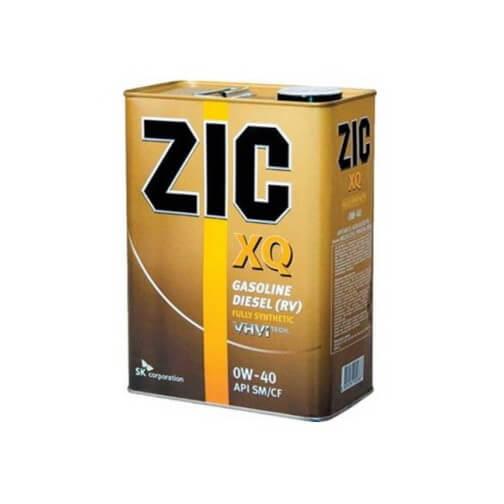 Zic XQ 0W-40 SM 4л