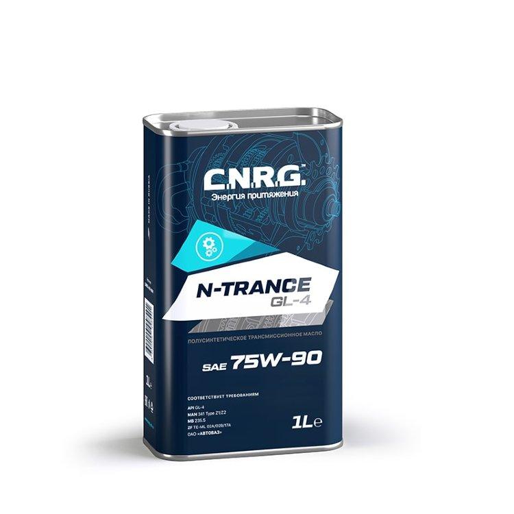Масло трансмиссионное C.N.R.G N-Trance GL-4 75W90 4л ж/б