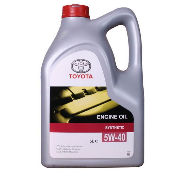 Toyota 5W-40 5л