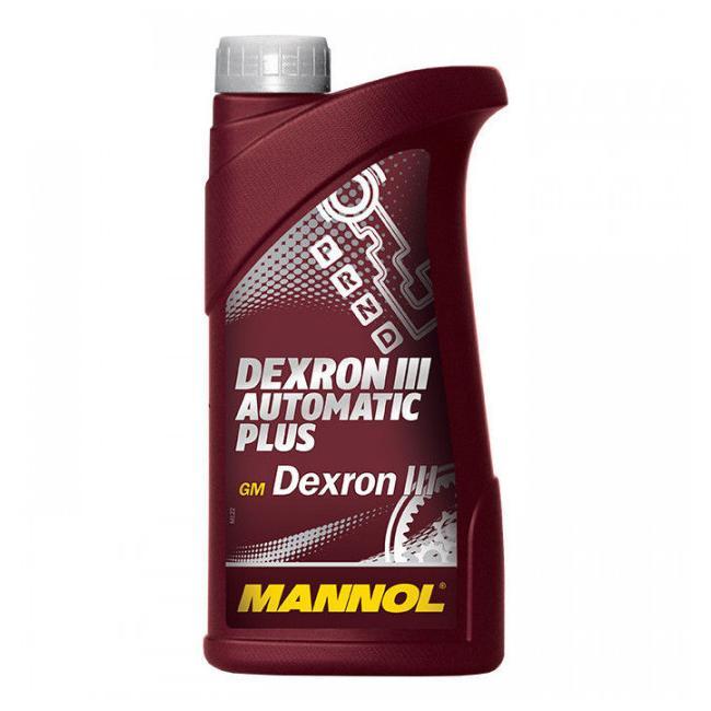 Масло трансмиссионное Mannol Dexron III Automatik plus 1л