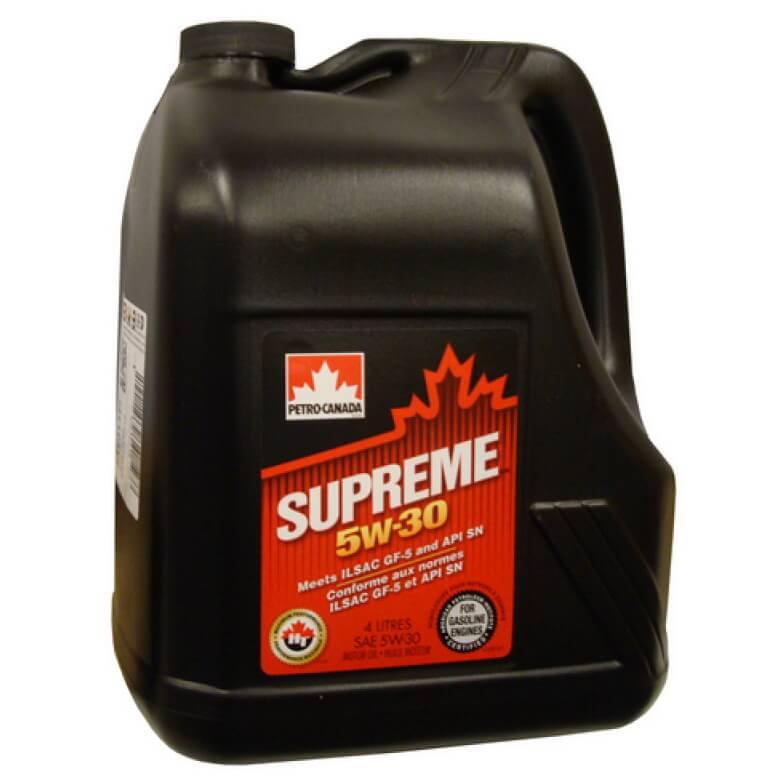 Petro-Canada Supreme 5W-30 4л