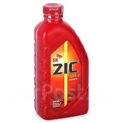 Масло трансмиссионное Zic ATF 2 1л