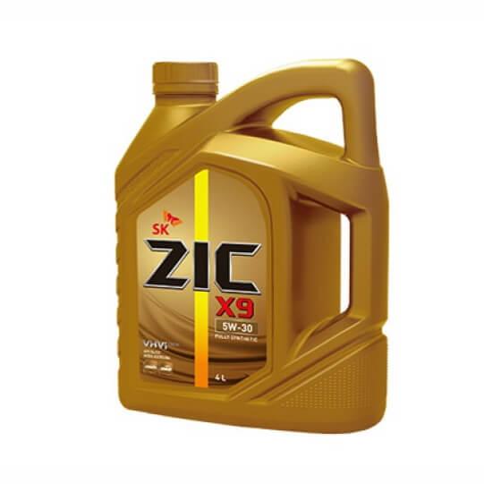 Zic X9 5W-30 SL/CF 4л
