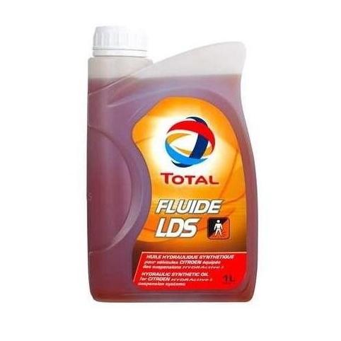 Масло трансмиссионное Total Fluide LDS 1л
