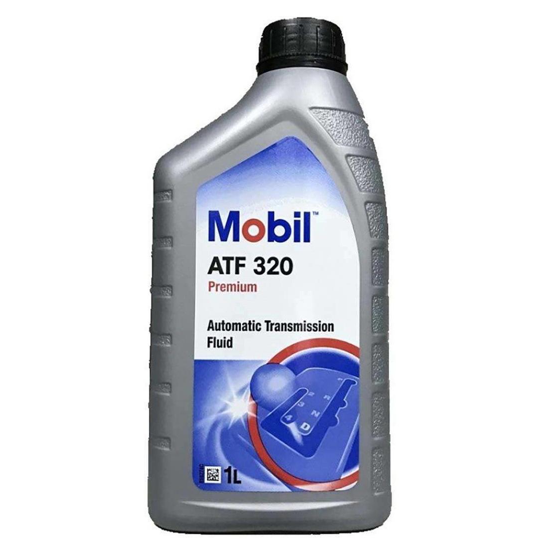 Масло трансмиссионное Mobil Mobilube ATF 320 1л