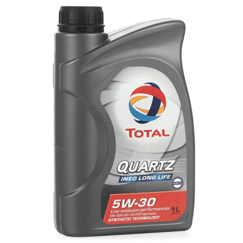 Total Quartz INEO LONG LIFE 5W-30 1л
