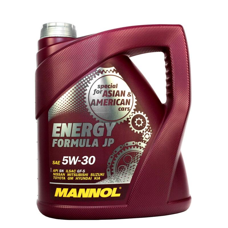 Mannol Energy 5W-30 4л
