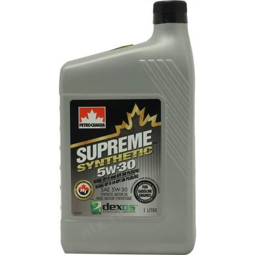 Petro-Canada Synthetic 5W-30 1л