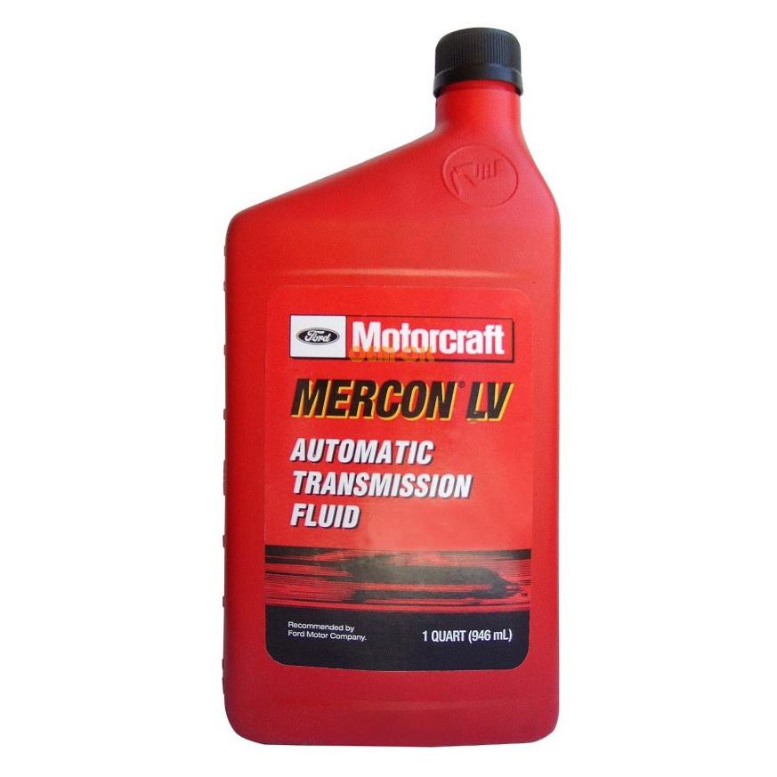 Масло трансмиссионное Ford Motorcraft Mercon LV ATF 1л.