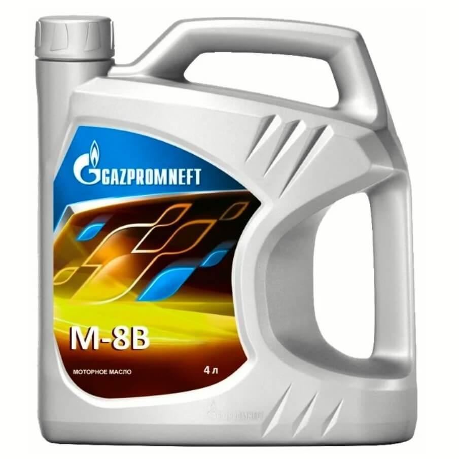 Газпромнефть M-8В 4л