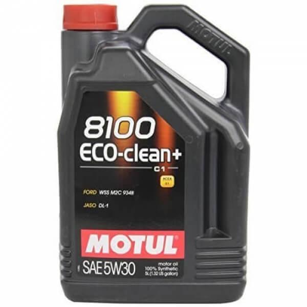 Motul 8100 Eco-clean+ C1 5W-30 5л