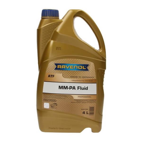 Масло трансмиссионное Ravenol ATF MM PA Fluid 4л.