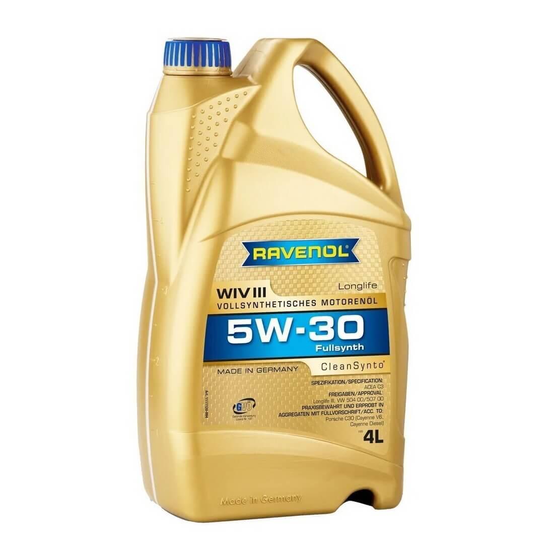 Ravenol WIV III 5W-30 4л