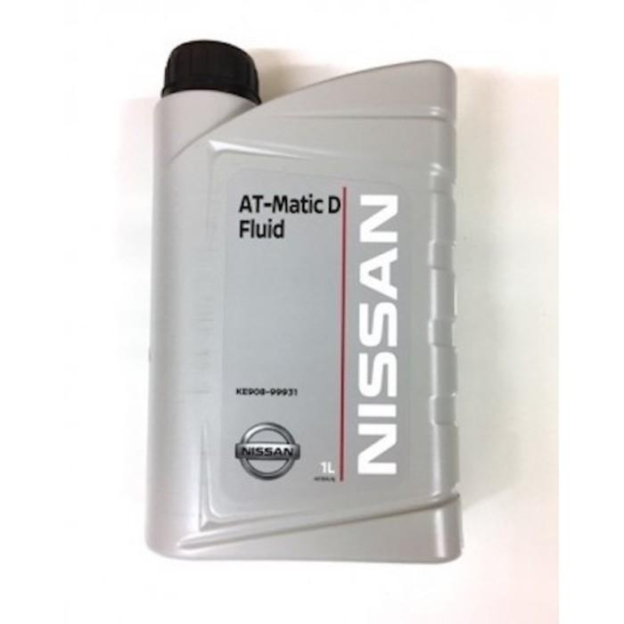 Масло трансмиссионное Nissan AT-Matic D/N Fluid 1л.