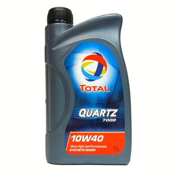 Total Quartz 7000 10W-40 1л