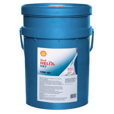 Shell Helix HX7 10W-40 209л л