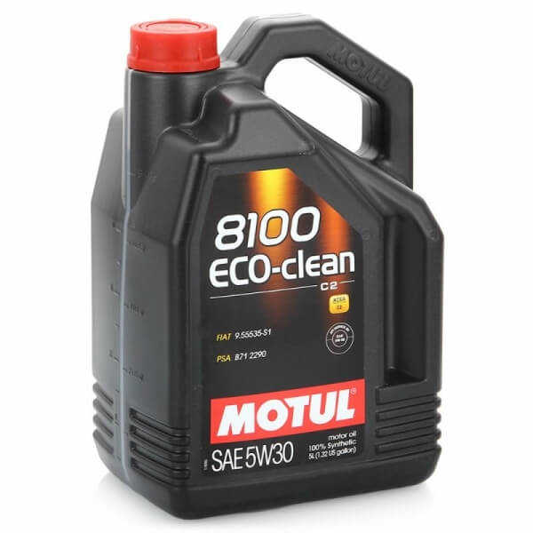 Motul 8100 Eco-clean C2 5W-30 5л