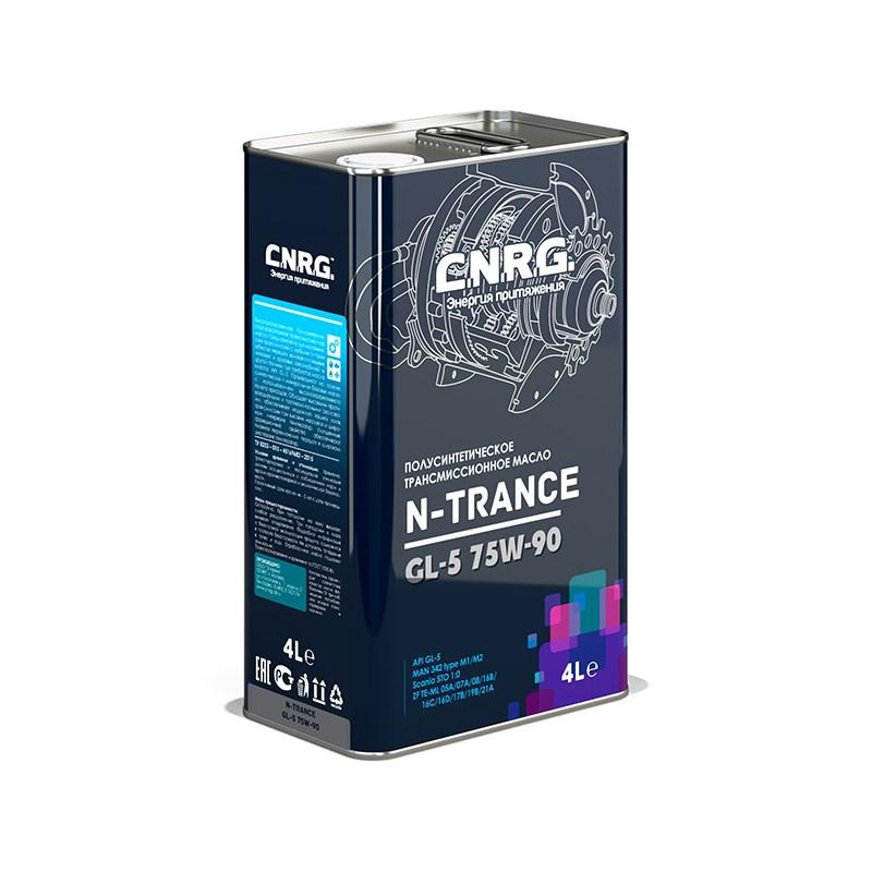 Масло трансмиссионное C.N.R.G N-Trance GL-5 75W90 1л ж/б