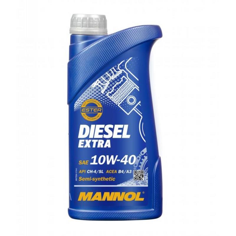 Mannol Diesel Extra 10W-40 1л