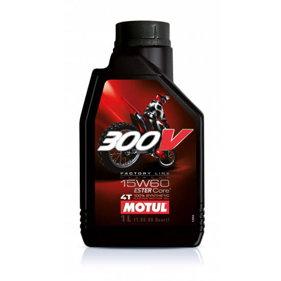 Motul 300V 4T Off Road 15W-60 1л