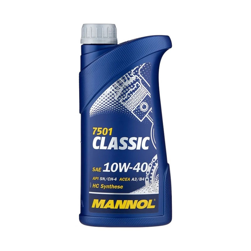 Mannol Classic 10W-40 1л