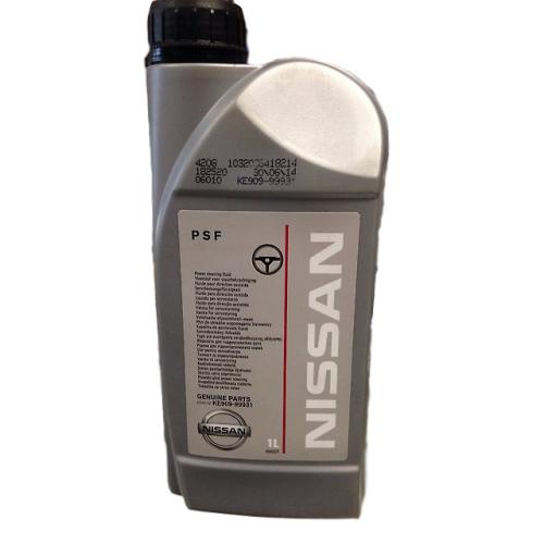 Масло трансмиссионное Nissan PSF ГУР КЕ90999931.