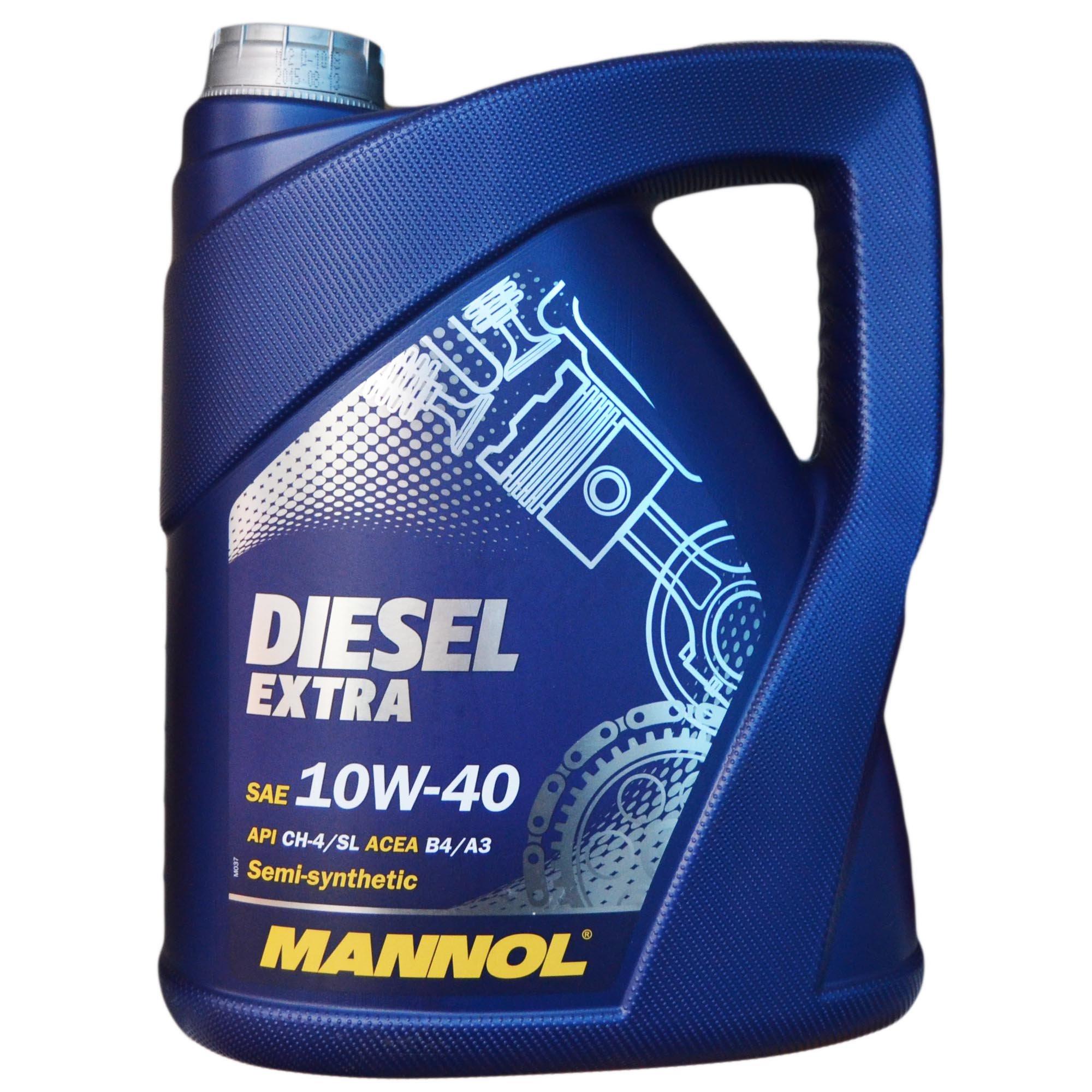 Mannol Diesel Extra 10W-40 5л