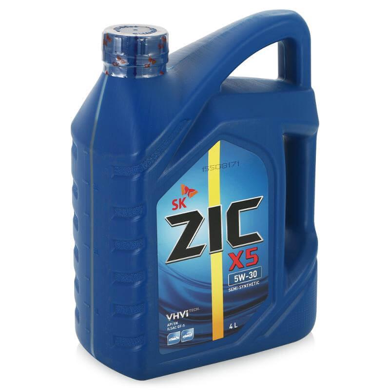 Zic Х5 5W-30 4л