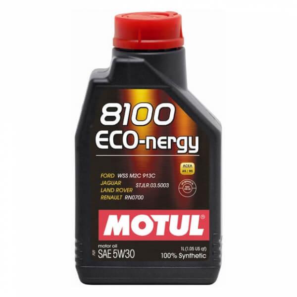 Motul 8100 Eco-nergy 5W-30 1л