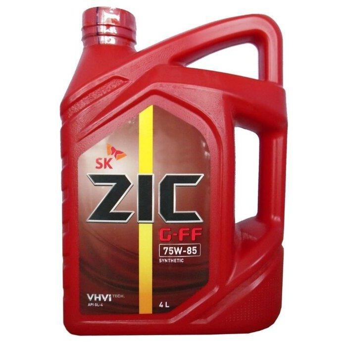 Масло трансмиссионное Zic G-FF 75W-85 4 л.