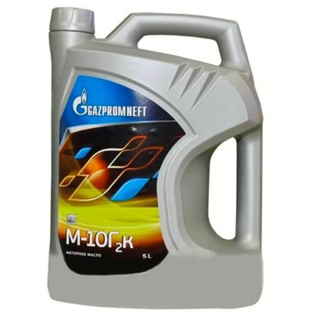 Газпромнефть M-10Г2К 5л