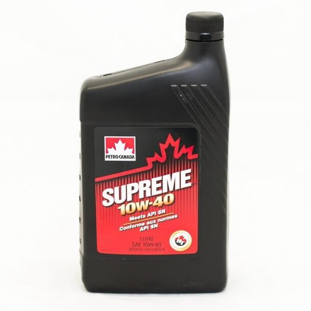 Petro-Canada Supreme 10W-40 1л