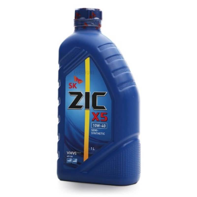 Zic Х5 SM 10W-40 1л п/с