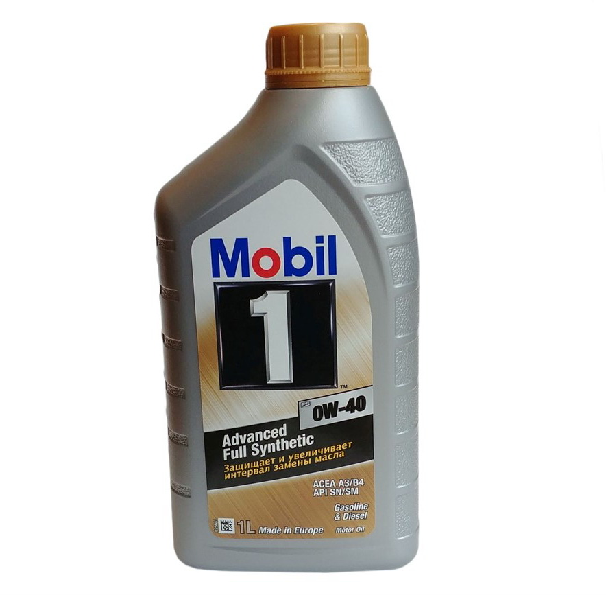 Mobil 1 0W-40 1л