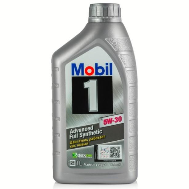 Mobil 1 X1 5W-30 1л